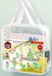 Artec Blocks. Конструктор для девочек. 54 элемента в пластиковой сумочке