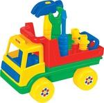 Автомобиль Техпомощь (в сетке) Детская каталка