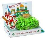 Москва (картинки). Набор для создания живой открытки