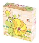 Животные. Набор кубиков для малышей
