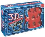 3D головоломки. В наборе 9 металлических замков-головоломок и книга с ключами