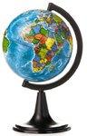 Глобус Земли политический. Диаметр 120 мм
