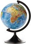 Физический глобус Земли. Диаметр 320 мм