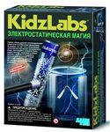 Электростатическая магия. Научный набор 4М для детей от 8 лет