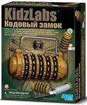Кодовый замок. Научный набор серии KidzLabs для детей старше 8 лет