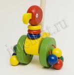 Каталка для детей Попугай Кеша