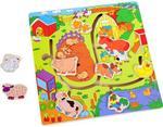 Игрушка Лабиринт для детей  Домашние животные