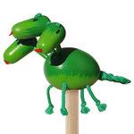 Деревянная пальчиковая игрушка Змей Горыныч