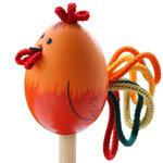 Детская пальчиковая игрушка Петушок