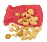Чудесный мешочек. Народная игра-забава для детей от 2-х до 7 лет