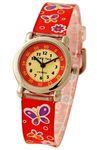 Наручные часы Тик Так Красные бабочки
