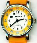 Детские часы Тик-Так для девочки Оранжевые пчелки