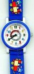 Часы наручные Тик-Так Синий поезд