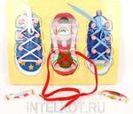Рамка - шнуровка с подслоем
