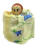 Кукла-перевертыш Грусть и радость. Забава для малышей