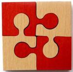 Сувенир-головоломка Неразберишка (в ассортименте)