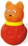 Неваляшка игрушка Кот Василий (малая)