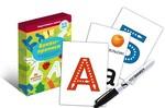 Буквы-прописи. Тренажер для изучения русского алфавита