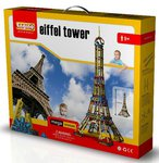 ������-����������� ����������� Engino. ���� ����������: �������� ����� (Mega Structures: Eiffel Tower)