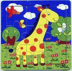Пазлы Жираф