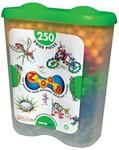 Конструктор ZOOB для детей от 6 лет. 250 деталей. В пластиковом контейнере