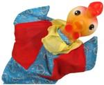 Перчаточная кукла Петух. Кукольный домашний театр