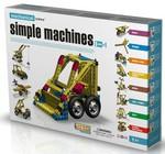 """Простые механизмы. Конструктор научно-технический ENGINO. (60 рабочих моделей, 8 наборов из серии """"Механика"""" в 1)"""