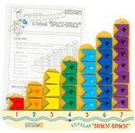 Веселый кораблик Брызг-Брызг. Развивающее игровое пособие для детей от 3 до 9 лет